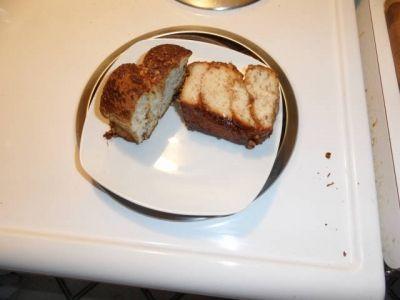 yeast dough cinnamon buns