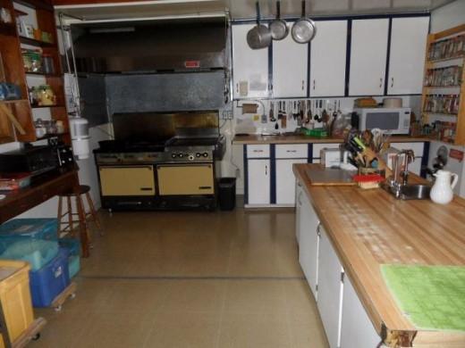 what a kitchen
