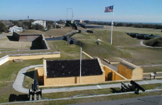 Click here for Fort Moultrie info