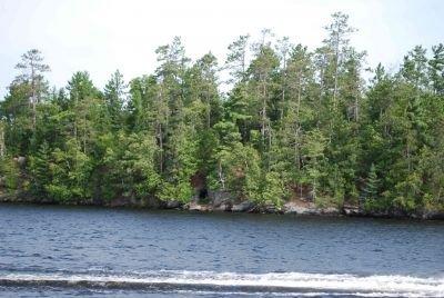 Bushyhead Island