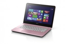 Sony VAIO SVF14213CXP 14-Inch Touchscreen Laptop Pink Color