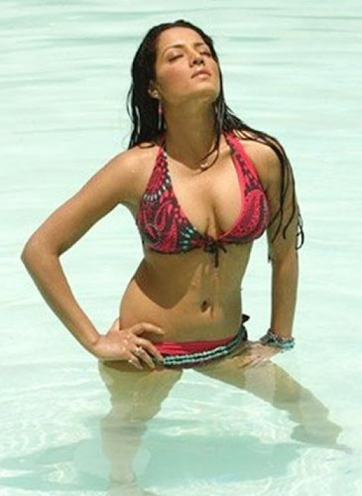 Celina Jaitley in Money Hai Toh Honey Hai