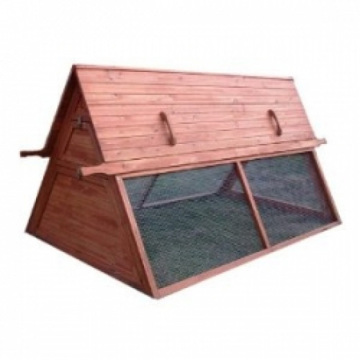 How to Built a Chicken Hutch