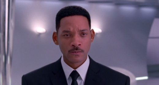 More MIB Screenshots from the Movie