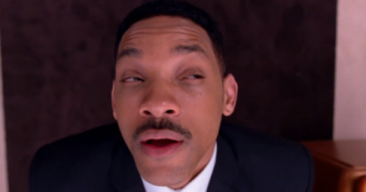 Will Smith Time Travel