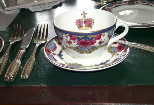 Afternoon Tea at the Empress is an event to be remembered. The special tea blend is served in china exclusively made by Royal Doulton for the Empress Hotel.