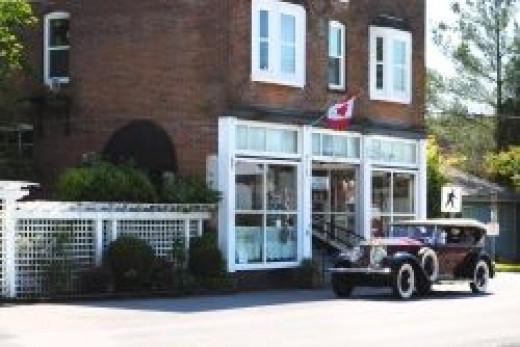 Clayburn Village General Store