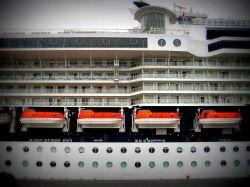 The Celebrity Cruise Lines' Millennium Ship