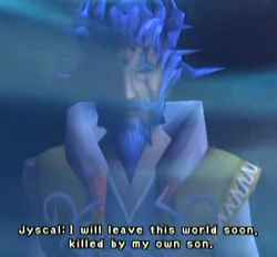 Maester Jyscal Guado, Seymour's Father, Final Fantasy X