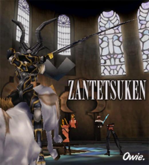 Final Fantasy VIII: Odin's Zantetsuken