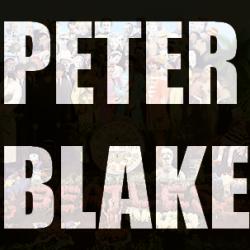 Peter Blake - graphic designer