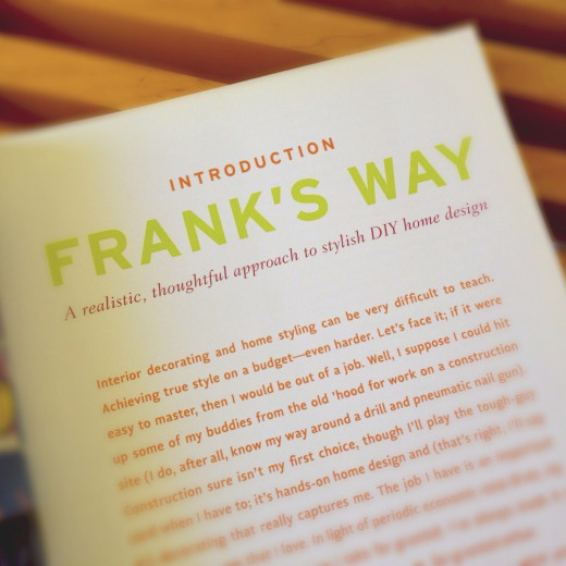 Don't even think about skipping the introduction. Learn about how this book is going to help you transform your home.