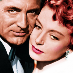 Deborah Kerr & Cary Grant in An Affair to Remember.