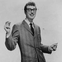 Buddy Holly.