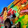 Graffiti - is it art?