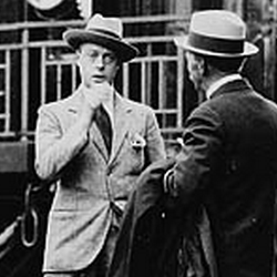Wallis Simpson's other lover: Guy Trundle.