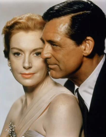 Cary Grant and Deborah Kerr seem to have a magic between them.