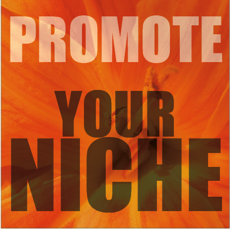 Promote your work online