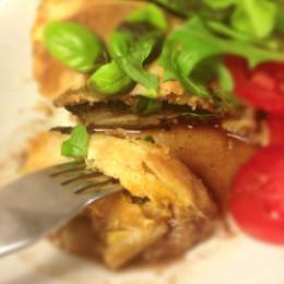Mushroom Wellington - quick & easy meat-free recipe