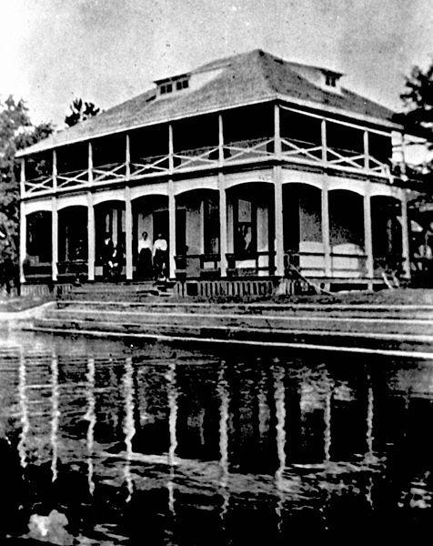 The Stranahan House