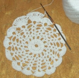 Beginner Crochet in the House of Sylvestermouse