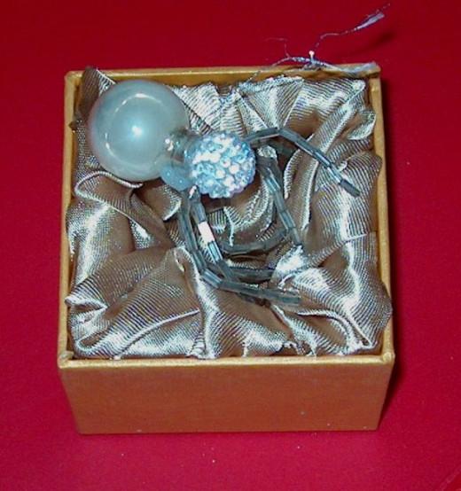 spider ornament