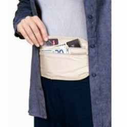 Best Gift for the Traveler ~ Travel Money Belt & Pouches