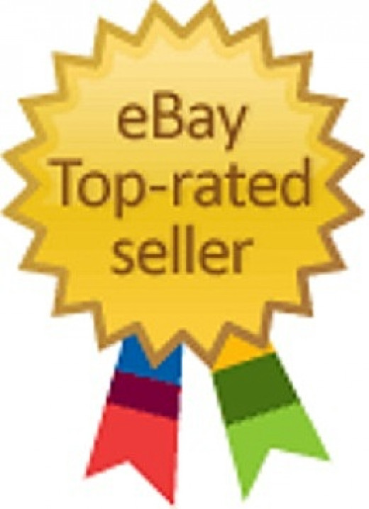 Ebay Top Rated Seller Badge