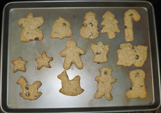 Baked Cookies!