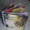 Collaged Gluebooks
