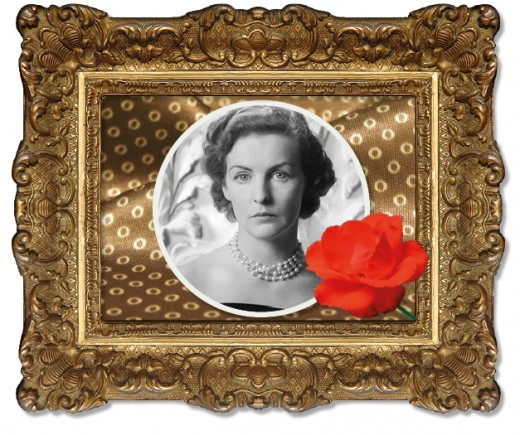 Deborah Mitford. The Duchess of Devonshire.