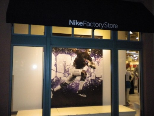 The Nike Factory