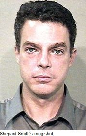Shepard Smith mugshot