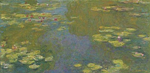 Le Bassin aux Nymphéas (Water Lily Pond), 1919