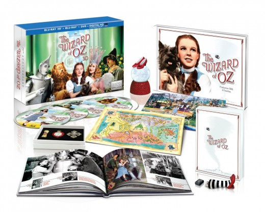 The Wizard of Oz 75th Anniversary Limited Collector's Edition