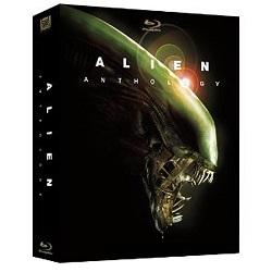Alien Anthology Blu-ray Boxed Set