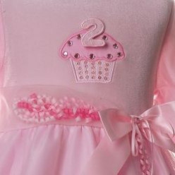 Pretty Pink Little Girls Cupcake Clothing Takes The Cake