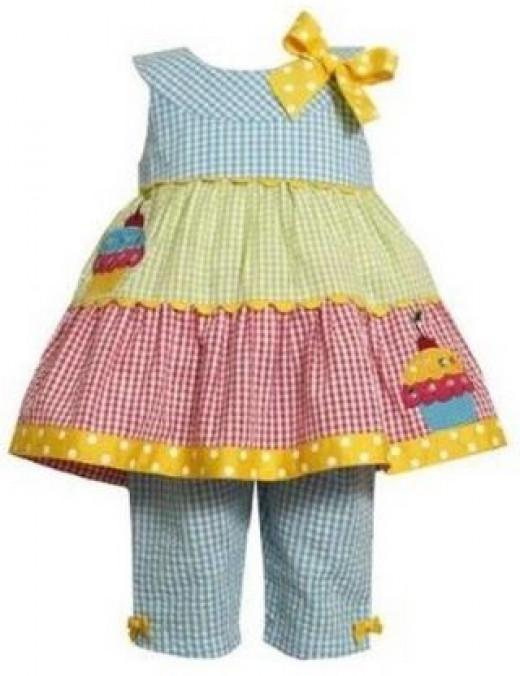 Bonnie Jean Cupcake Outfit