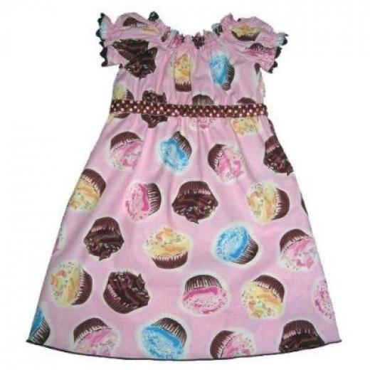 Liliputian Cupcake Birthday Dress
