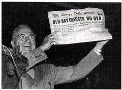 Blu-ray Defeats HD-DVD