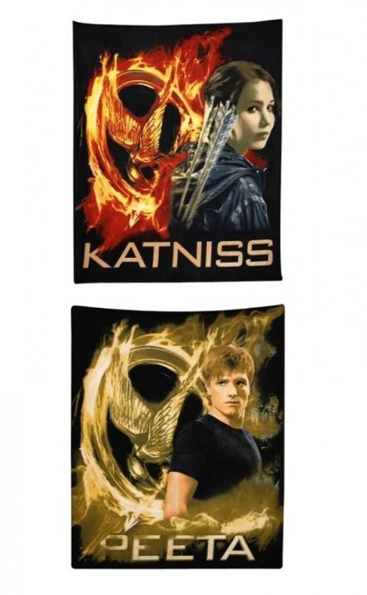 Hunger Games Blankets