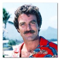 Magnum's Hawaiian Shirt