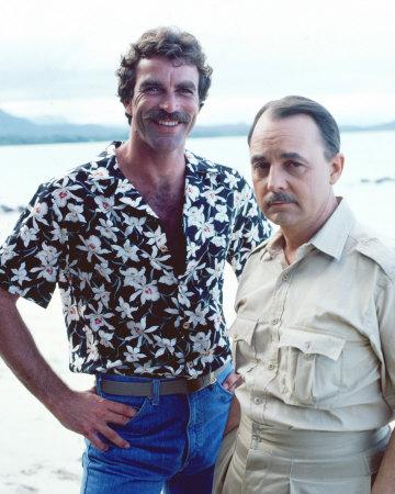 Magnum Hawaiian Shirt