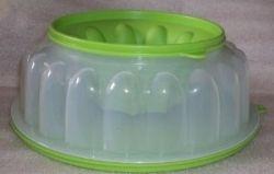 Tupperware Salad Mold