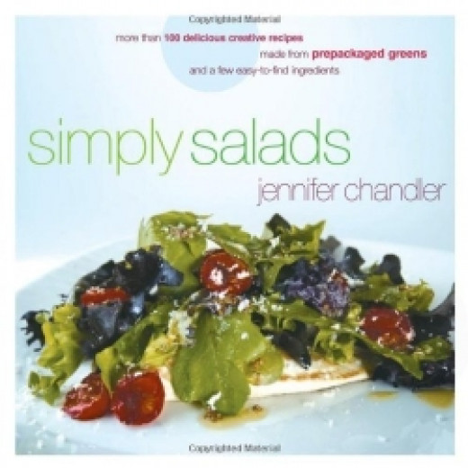Simply Salads Cookbook