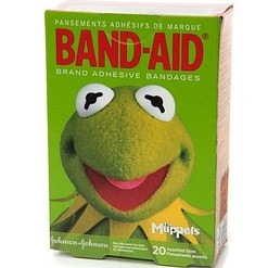 The Muppets Band-Aids