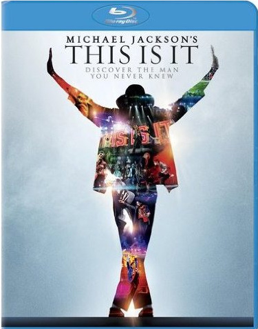 Michael Jackson's This Is It On Blu-ray