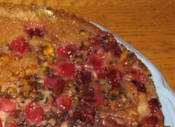 Best Cranberry Coffee Cake Recipe