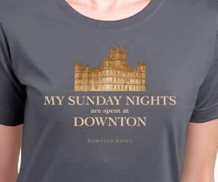 My Sunday Nights Downton Abbey T-Shirt