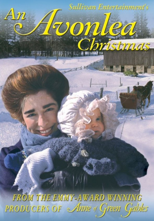 An Avonlea Christmas DVD